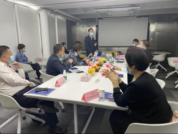 广州市荔湾区商务和投资促进局一行莅临餐道,描绘餐饮数字化复苏蓝图
